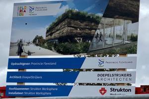 2020-07-05 werkzaamheden Floriadeterrein